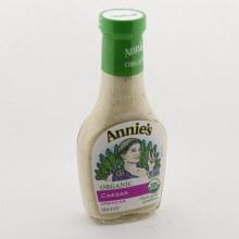 Annies Organic Ceasar Dressing