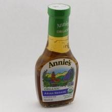 Annie Organic Asian Sesame