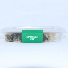 Oasis Spinach Pie No Additives and No Preservatives 6 oz