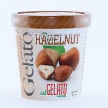 Handmade Hazelnut Gelato