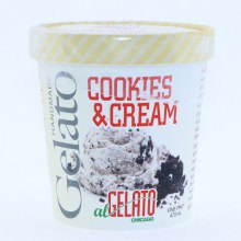 Gelato Cookies And Cream