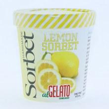 Gelato Lemon Sorbet