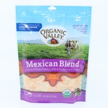 Organic Valley Mex Blend