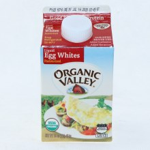 Organic Valley Egg Whites