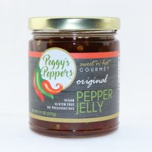 Peggy's Pep Jelly