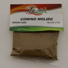 El Laredo Ground Cumin / Comino Molido 2 oz