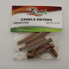 El Laredo Cinnamon Sticks / Canela Entera 8 oz