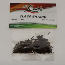 El Laredo Whole Cloves / Clavo Entero