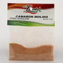 El Laredo Shrimp Granulated / Camaron Molido 2 oz