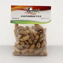 El Laredo Peanuts / Cacahuates 6 oz
