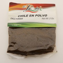 El Laredo Chile Powder / Chile En Polvo 2 oz