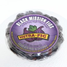 Black Mission Figs Nutra Fig