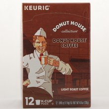 Donut House K-cup Light