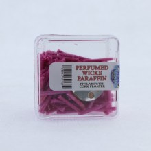 Perfumed Wicks Paraffin, Fitilaki with Cork Floater  1 box