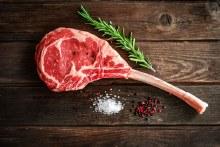 Tomahawk Steak Bone In
