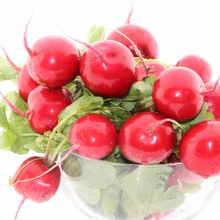 Bunch Radishes