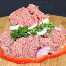 Ground Pork Great for Burgers or Homemade Sausage