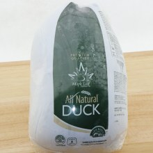 All Natural Whole Duck