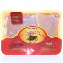 Gerber Amish Boneless Skinless Chicken Thighs