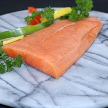 Norway Salmon Fillets Tail