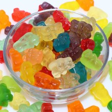Gummy Bears  16 oz