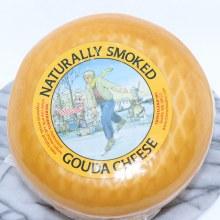 Naturally Smoked Gouda Cheese  16 oz