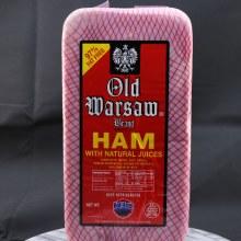 Old Warsaw Ham