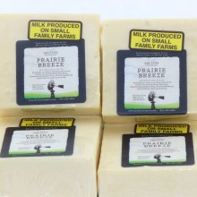 Milton Prairie Breeze Cheese