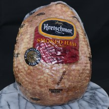 Bavarian Smoked Ham  1 pc