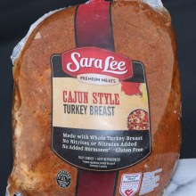 Sl Cajun Turkey