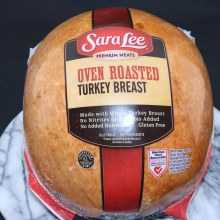 Sl Oven Roasted Turkey