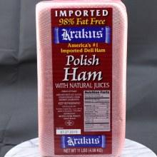 Krakus Polish Ham  1 lb