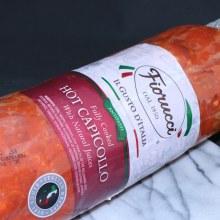 Hot Capicolla  1 lb