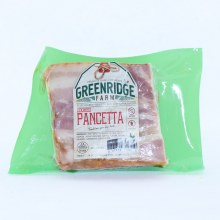 Green Ridge Farm Naturals Cooked Pancetta No MSG and Gluten Free