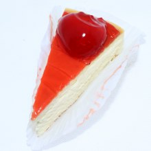 Strawberry Cheese Cake  1 piece