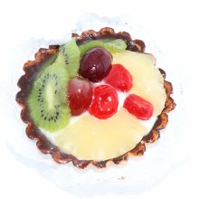 Fruit Tart Pastry  1 pc