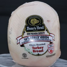 Bh Low Sodium Turkey