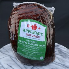 Applegate Naturals Uncured Black Forest Ham  1 lb