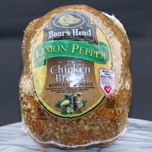 Boar's Head Lemon Pepper Chicken Breast  1 lb