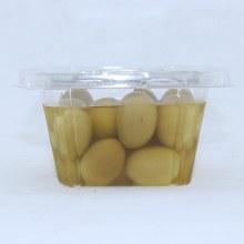 MB Gemlik Cracked Olives  16 oz
