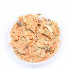 Morracan Carrot Quinoa Salad, 8oz.  8 oz