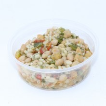Tuscany Bean Salad, 8oz.  8 oz