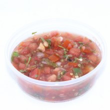 Small Pico De Gallo 8oz.  8 oz