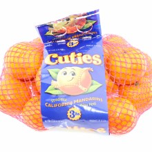 Bagged Clementines