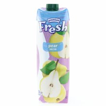 Fresh Pear Nectar Juice