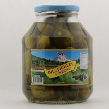 Vg Dill Pickles