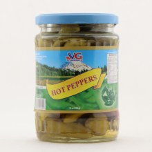VG Hot Peppers 19 oz