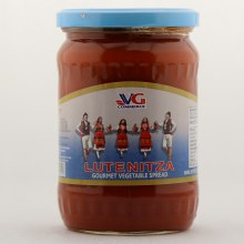 VG Lutenitza Vegetable Spread 19.3 oz