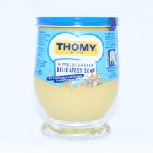 Thomy Delikatess Senf Mustard