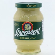 Lowensenf Medium Hot Mustard
